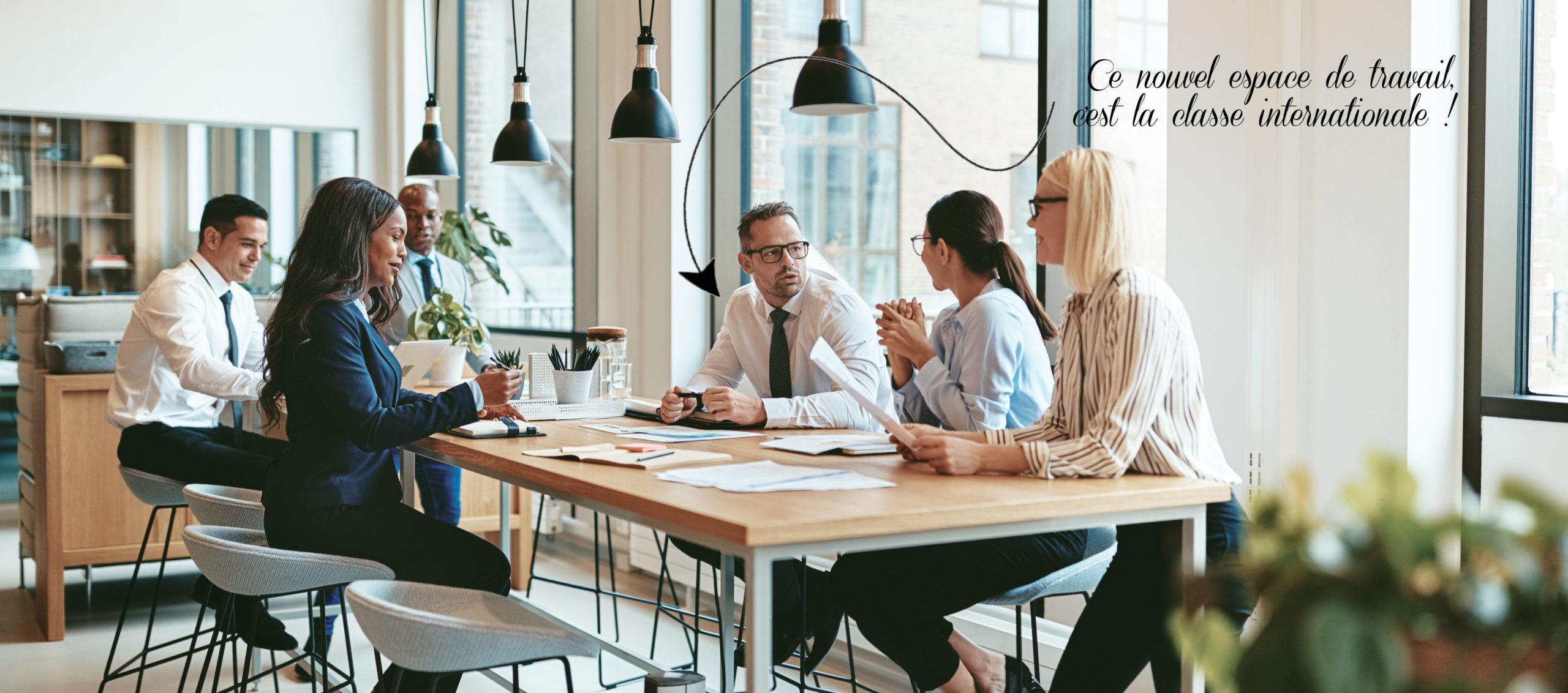 Le décor de Jules - Décoratrice d'intérieur- Aménagement et décoration pour professionnels - Lille - Aménagement des espaces de travail