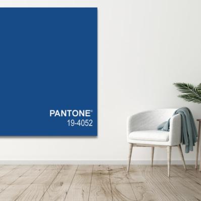 Couleur Pantone 2020: PANTONE 19-4052 Classic Blue