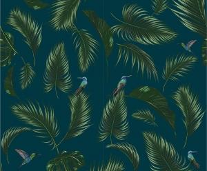 Couleur Pantone 2020: PANTONE 19-4052 Classic Blue - Sélection Papier peint