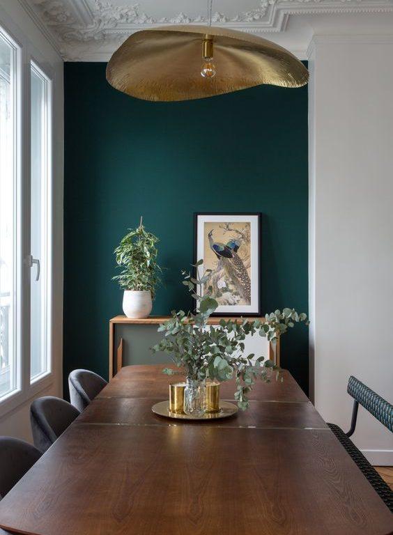 Le décor de Jules - Conseil en aménagement & décoration intérieure - le vert en décoration