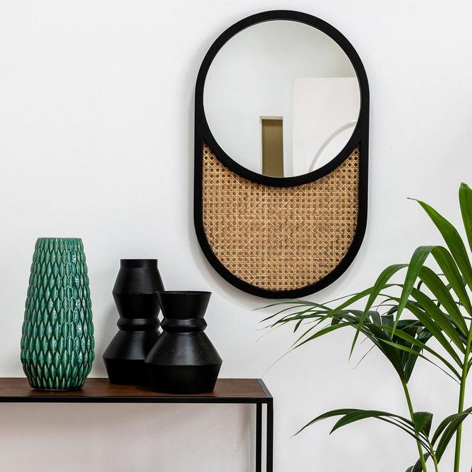 Soldes Hiver 2020 - wishlist - Miroir en cannage - La Redoute Intérieur